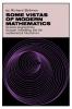 9780813151205 : some-vistas-of-modern-mathematics-bellman