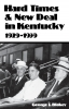 9780813151281 : hard-times-and-new-deal-in-kentucky-blakey