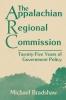 9780813151397 : the-appalachian-regional-commission-bradshaw