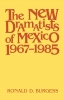 9780813151595 : the-new-dramatists-of-mexico-1967-1985-burgess