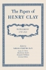 9780813151731 : the-papers-of-henry-clay-clay-hay