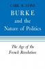 9780813151786 : burke-and-the-nature-of-politics-cone