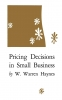9780813152554 : pricing-decisions-in-small-business-haynes