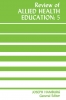 9780813152622 : review-of-allied-health-education-5-hamburg