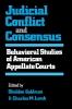 9780813152752 : judicial-conflict-and-consensus-goldman-lamb