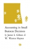 9780813152790 : accounting-in-small-business-decisions-gibson-haynes