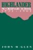 9780813152806 : highlander-glen