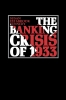 9780813152912 : the-banking-crisis-of-1933-kennedy