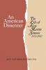 9780813153506 : an-american-dissenter-kreuter-kreuter