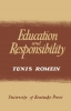 9780813154336 : education-and-responsibility-romein