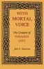 9780813154862 : with-mortal-voice-shawcross