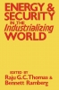 9780813155203 : energy-and-security-in-the-industrializing-world-thomas-ramberg