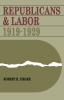 9780813155401 : republicans-and-labor-zieger