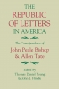 9780813155418 : the-republic-of-letters-in-america-young-hindle