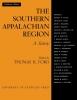 9780813155807 : the-southern-appalachian-region-ford