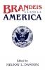 9780813160153 : brandeis-and-america-dawson