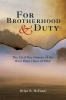 9780813160627 : for-brotherhood-and-duty-mcenany