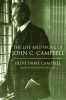 9780813168548 : the-life-and-work-of-john-c-campbell-campbell-williams