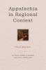 9780813175324 : appalachia-in-regional-context-billings-kingsolver-smith
