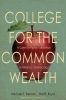 9780813176598 : college-for-the-commonwealth-benson-boyd-gee