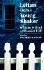 9780813191102 : letters-from-a-young-shaker-byrd-stein