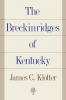 9780813191652 : the-breckinridges-of-kentucky-klotter