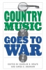 9780813192048 : country-music-goes-to-war-wolfe-akenson