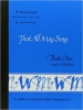 9780813202037 : book-1-that-all-may-sing-student-workbook-ward-method