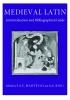 9780813208428 : medieval-latin-mantello-rigg