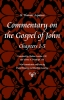9780813217239 : commentary-on-the-gospel-of-john-books-1-5-aquinas-larcher-weisheipl