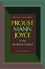 9780813217888 : proust-mann-joyce-in-the-modernist-context-second-edition-2nd-edition-gillespie