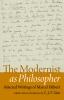9780813218793 : the-modernist-as-philosopher-hebert-talara-talar