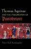 9780813218830 : thomas-aquinas-and-the-philosophy-of-punishment-koritansky