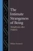 9780813219608 : the-intimate-strangeness-of-being-desmond