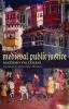 9780813219714 : medieval-public-justice-vallerani-blanshei