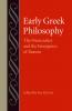 9780813221212 : early-greek-philosophy-mccoy