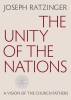 9780813227238 : the-unity-of-the-nations-ratzinger
