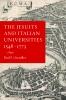 9780813229362 : the-jesuits-and-italian-universities-1548-1773-grendler-grendler