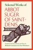 9780813229973 : selected-works-of-abbot-suger-of-saint-denis-suger-cusimano-cusimano