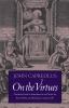 9780813231556 : on-the-virtues-capreolus-white-cessario