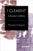 9780813232362 : 1-clement-bergren