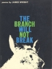 9780819569844 : the-branch-will-not-break-wright