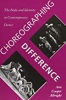 9780819569912 : choreographing-difference-albright