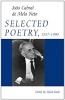 9780819571854 : selected-poetry-1937-1990-cabral-de-melo-neto-kadir