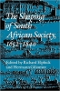 9780819573766 : the-shaping-of-south-african-society-1652-1840-elphick-giliomee