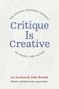 9780819577184 : critique-is-creative-lerman-borstel