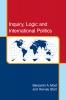 9780872496309 : inquiry-logic-and-international-politics-most-starr