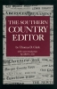 9780872497672 : the-southern-country-editor-clark-fite