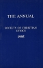 9780878403318 : annual-of-the-society-of-christian-ethics-1995-beckley