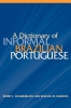 9780878403448 : a-dictionary-of-informal-brazilian-portuguese-with-english-index-chamberlain-harmon